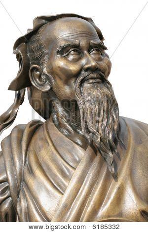 Statue Of Confucius