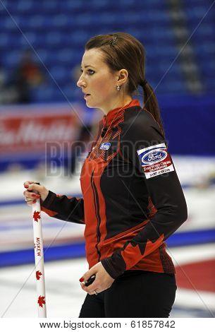 Curling Women Canada Emma Miskew Profile