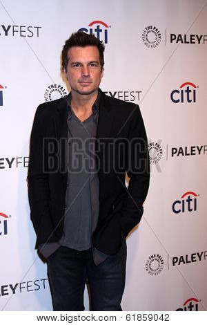 LOS ANGELES - MAR 19:  Len Wiseman at the PaleyFEST -