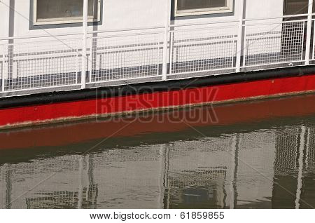 Ship Detail With Handrail