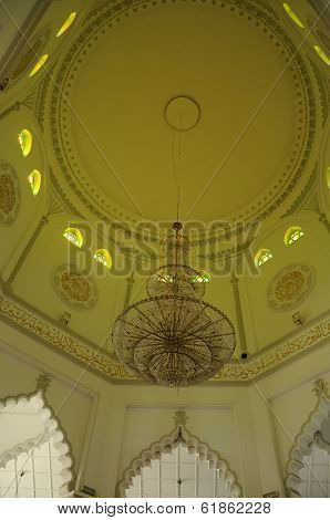 Dome of Kapitan Keling Mosque