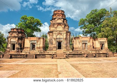Prasat Kravan a 1000-year-old Angkor temple