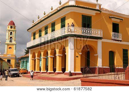 Trinidad, Cuba Architecture