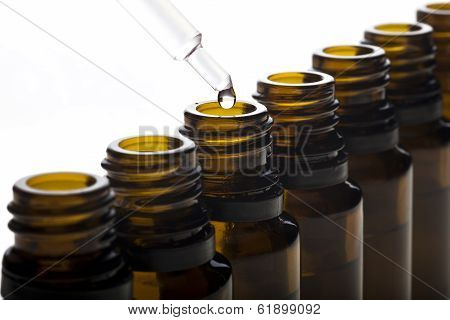 Glass Medicine Vials