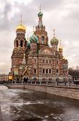 Church of the Savior on Blood, St Petersburg, Russia