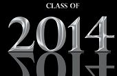picture of calendar 2014  - Image of 2014 for Graduating Class of 2014 - JPG