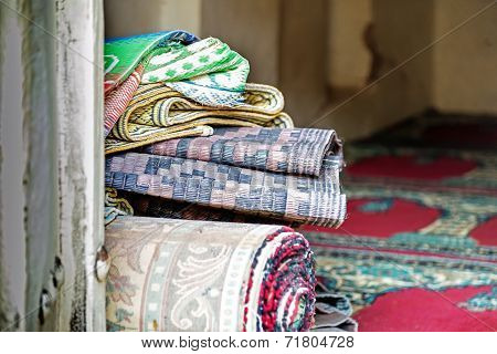 Carpets Wadi Bani Habib