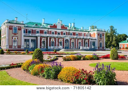 Peter The Great Residence In Tallin