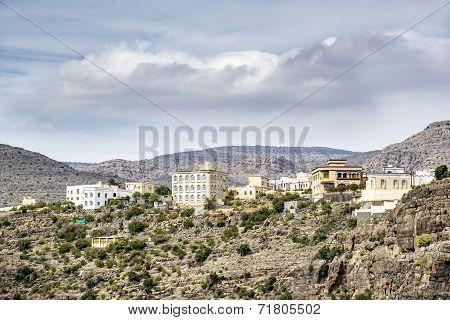 Village Wadi Bani Habib
