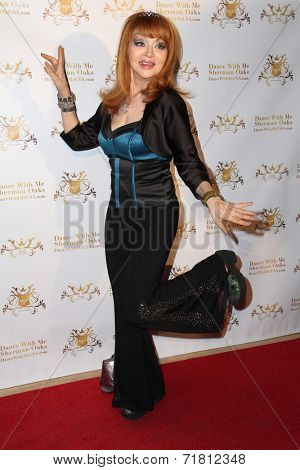 LOS ANGELES - SEP 10:  Judy Tenuta at the Dance With Me USA Grand Opening at Dance With Me Studio on September 10, 2014 in Sherman Oaks, CA