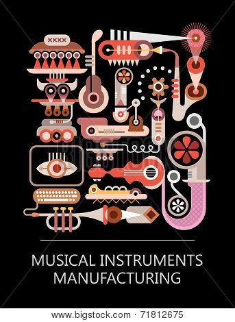 Musical Instruments Manufacturing