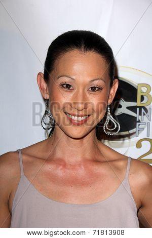 LOS ANGELES - SEP 6:  Nicole Bilderback at the