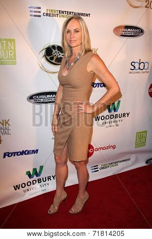 LOS ANGELES - SEP 6:  Eileen Davidson at the