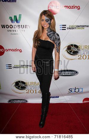 LOS ANGELES - SEP 6:  Heather Johansen at the