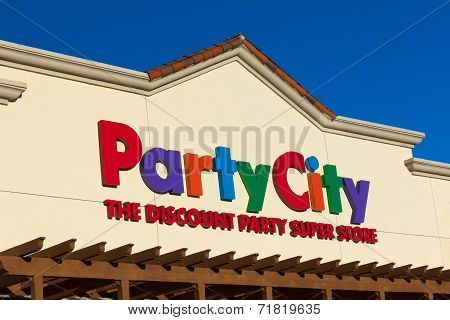 Party City Discount Super Store