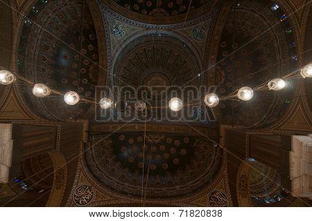Mohamed Ali Mosque Dome, Saladin Citadel - Cairo, Egypt