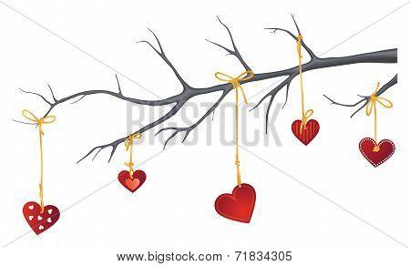 Valentine Hang-up