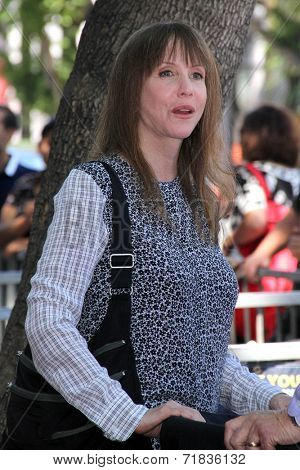 LOS ANGELES - AUG 26:  Laraine Newman at the Phil Hartman Posthumous Star on the Walk of Fame at Hollywood Blvd on August 26, 2014 in Los Angeles, CA