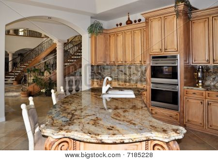 Grand luxury kitchen