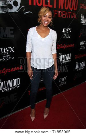 LOS ANGELES - AUG 2:  Meagan Good at the Staying Power: Building Legacy & Longevity in Hollywood at Montalban Theater on September 2, 2014 in Los Angeles, CA