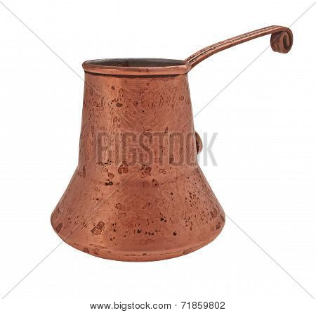 Vintage Copper Jezve