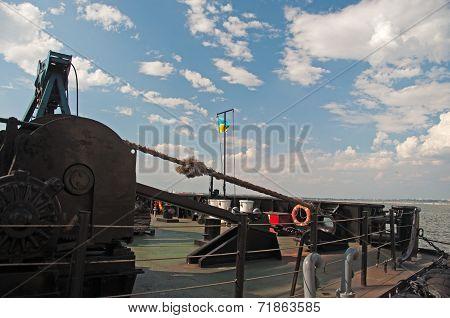 Load Crane Vehicle