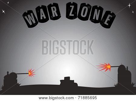Empty War Zone