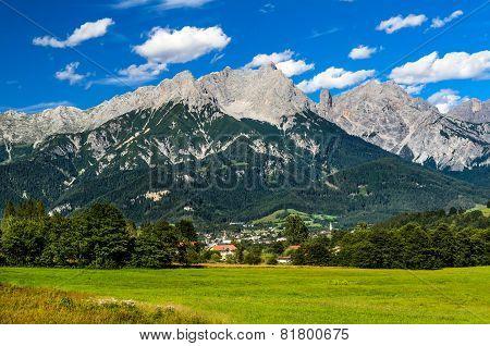 Berchtesgaden Alps, Austria