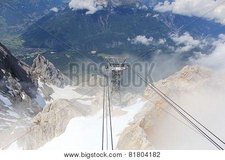 Mountain Zugspitze