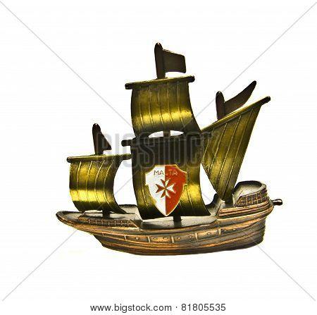 Souvenir Ship, Malta