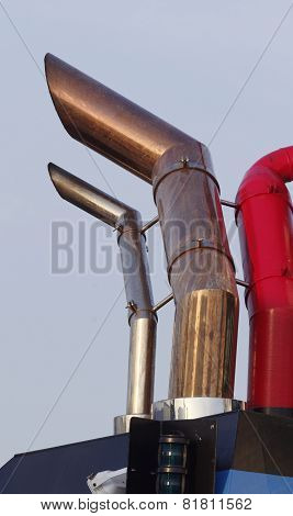 Funnel Of A Tug