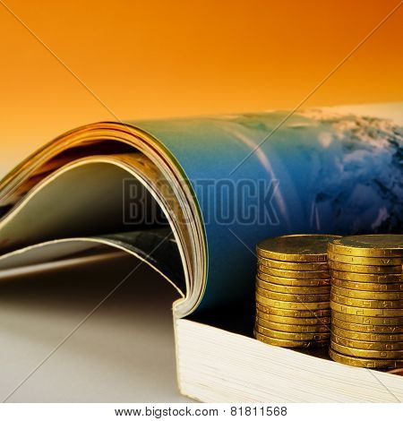Book And Money