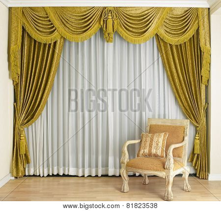 beautiful curtain