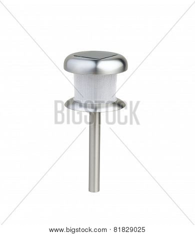 Solar Cell Ground Lamp