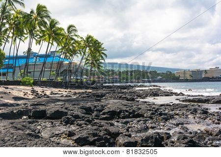 Kona Beach, Hawaii