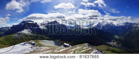 Dolomites. Italy