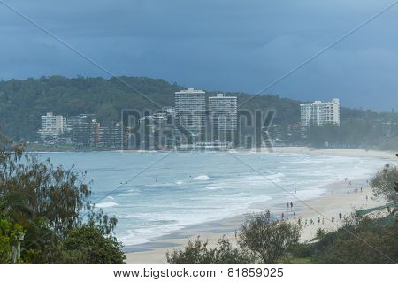 Burleigh Heads Early Morning