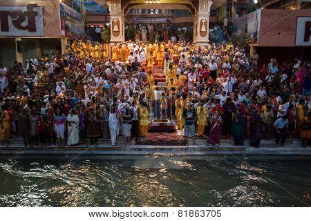 Ganga Arati