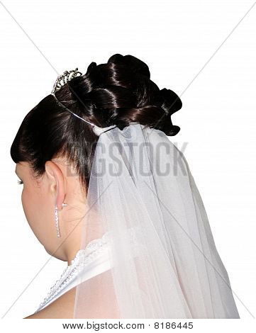 Hairstyle Of The Bride