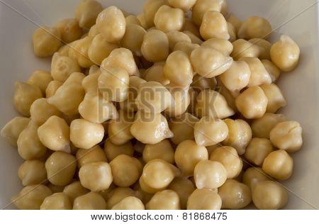Hummus beans
