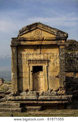 Hierapolis Necropolis