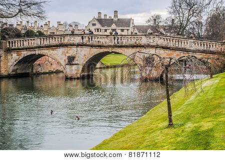 Bridge On The River
