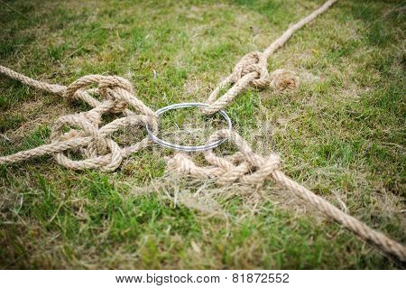rope game tug of war