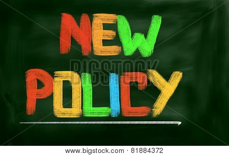 New Policy Concept