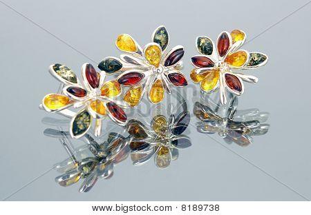 Jewelry  amber
