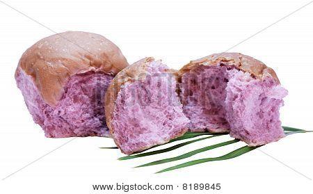 Two Taro Rolls