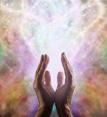 Supernatural Healing Energy poster