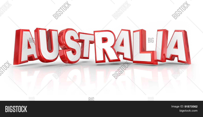 Large D Letters Australia