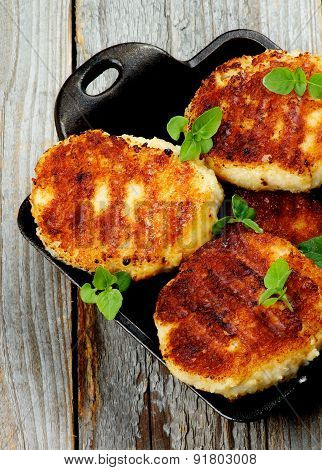 Fried Cutlets