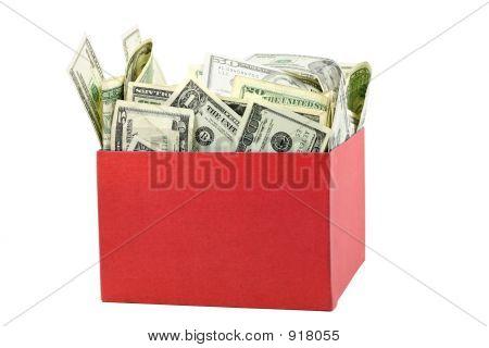 A Box Of Money